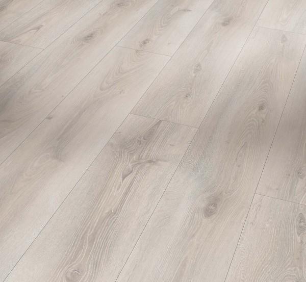 PARADOR Vinylboden Eiche Askada weiß Landhausdiele Holzstruktur 4-seitige Fase | Eco Balance PUR