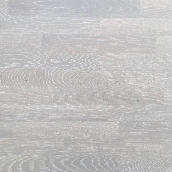 PARADOR Parkett Eiche grau Schiffsboden 3-Stab gekälkt matt lackiert | Sonderedition | 2. Wahl