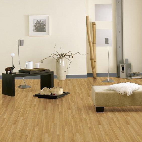 BALTERIO Laminat Eiche Natur 3-Stab | Axion | 20 m²