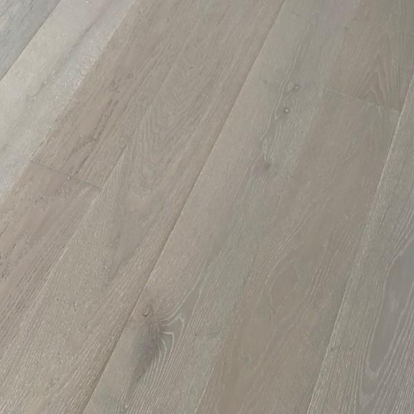 PARADOR Parkett Eiche grau gebürstet Landhausdiele Minifase lackversiegelt | Sonderedition