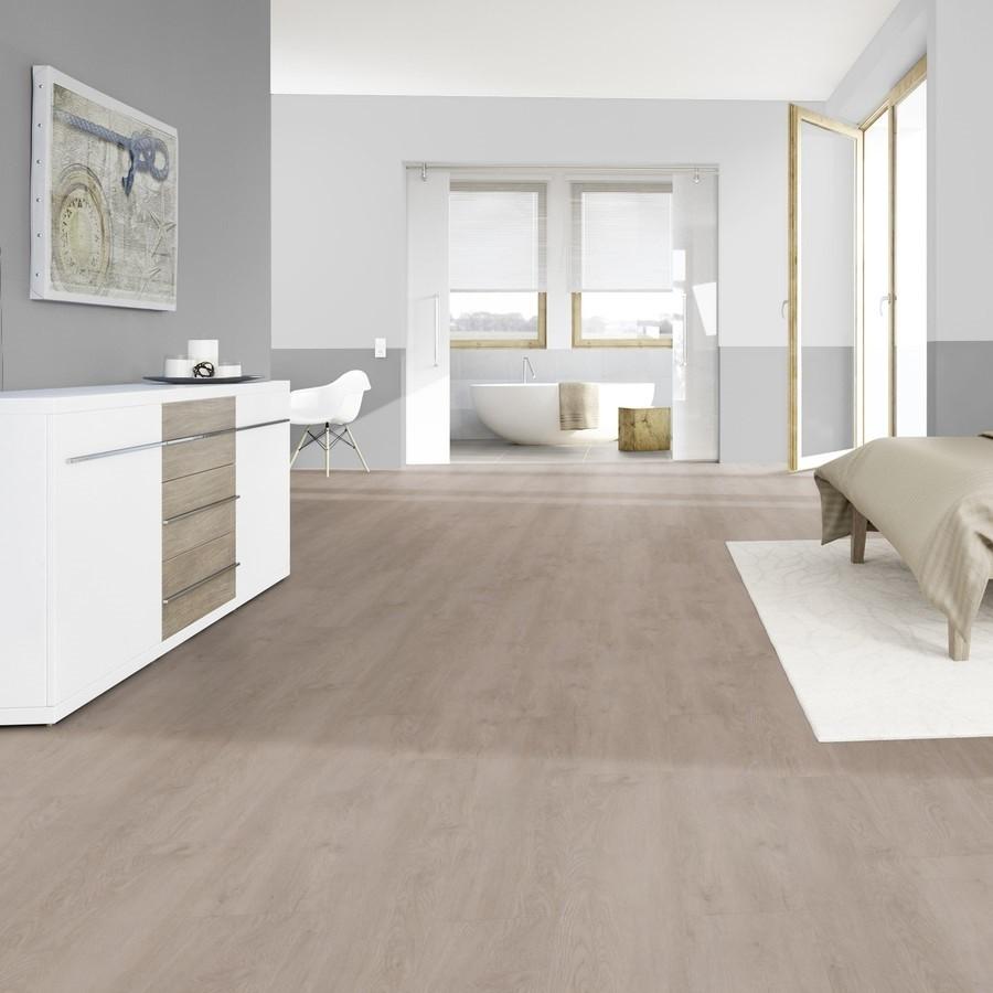 TER HÜRNE Vinylboden Eiche Oslo braun Landhausdiele F07 | Pure Choice Perform | 8 m²