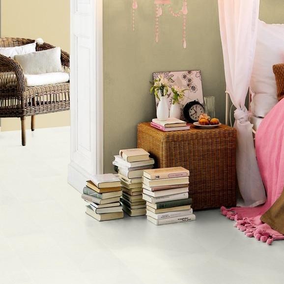 Laminat Minimal White strukturiert Landhausdiele | HARO Tritty 100