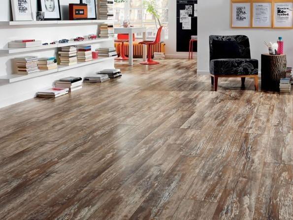Laminat Painted Wood strukturiert Landhausdiele | Tritty 100 Gran Via | 20,5 m²