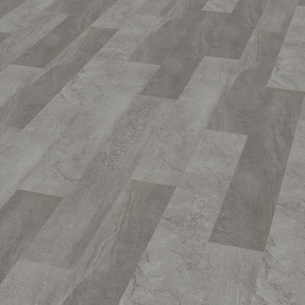 TER HÜRNE Design-Vinylboden Stein Medina grau J08 | Pure Choice Comfort
