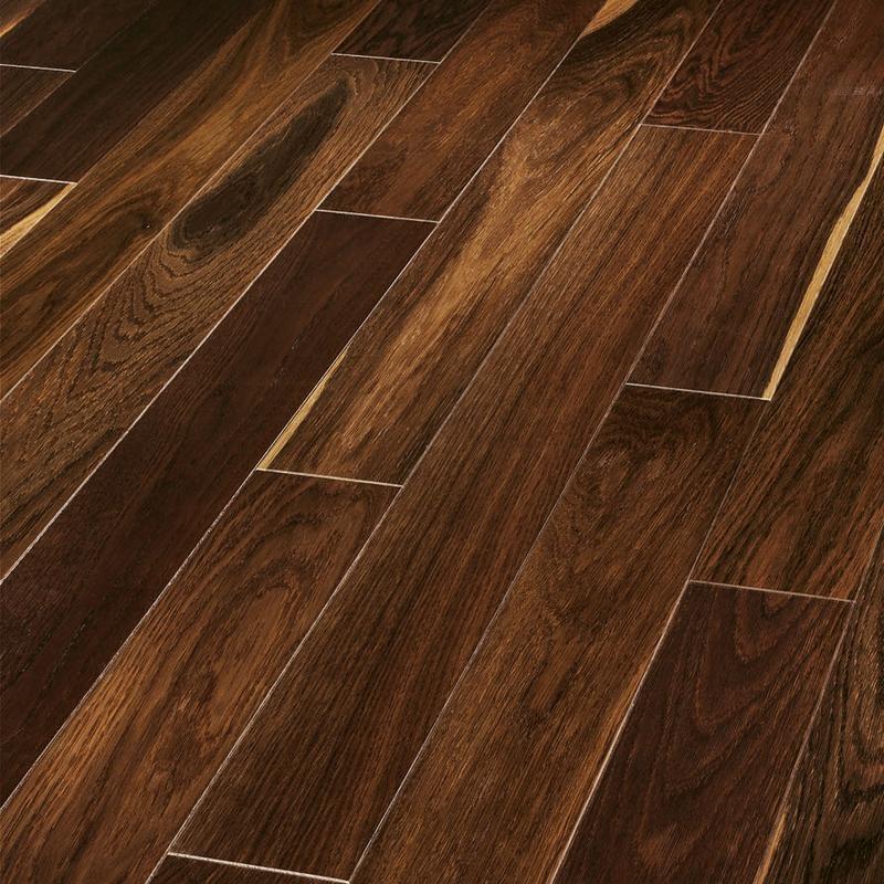 parkett eiche kernger uchert living mattlackiert parador. Black Bedroom Furniture Sets. Home Design Ideas