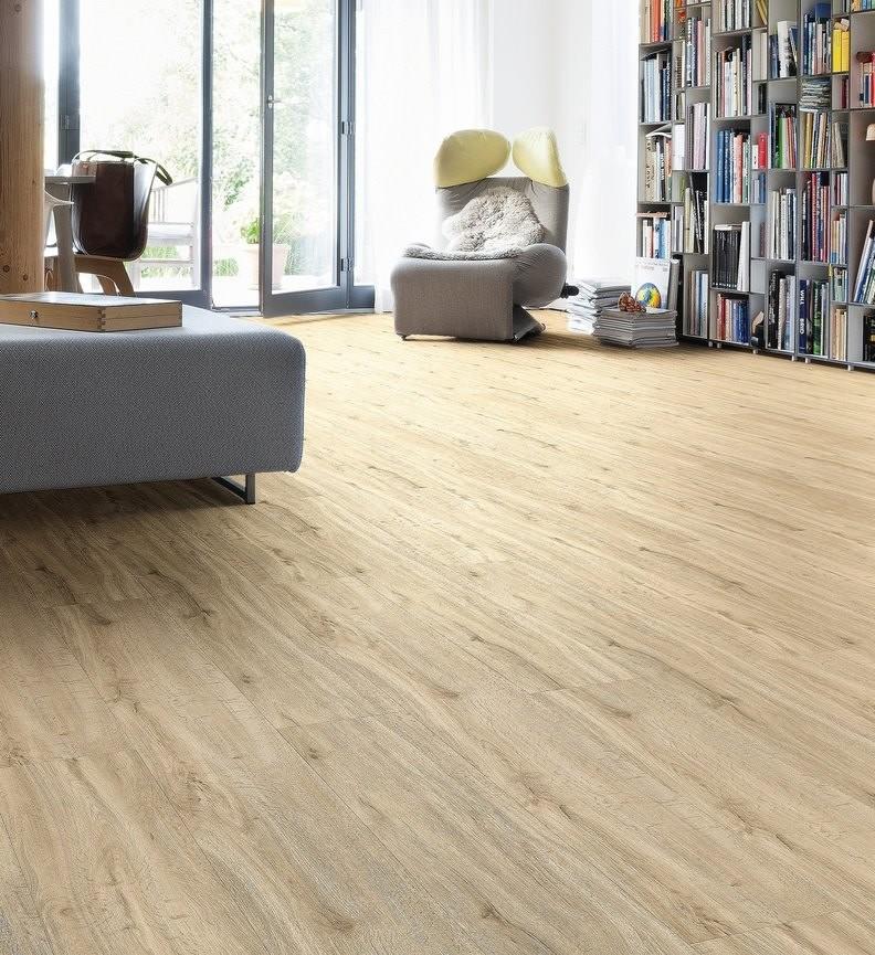 HARO Designboden Eiche Columbia hell Landhausdiele XL 4V | DISANO Life | 31 m²