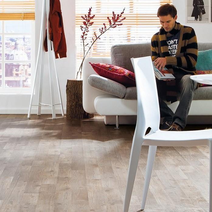 HARO Laminat Lärche Country strukturiert matt 2-Stab   Go Floor 200   32 m²