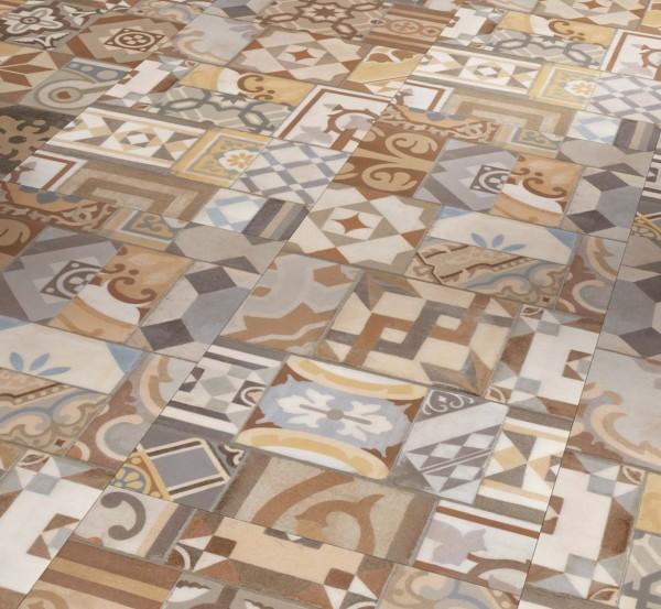 PARADOR Vinylboden Ornamentic colour Mineralstruktur 4-seitige Fase | Trendtime 5.30