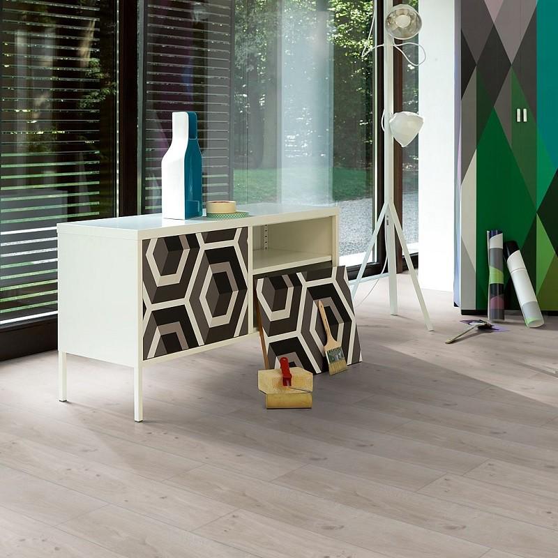 PARADOR Vinyl Eiche greige Landhausdiele | Click In | 20 m²