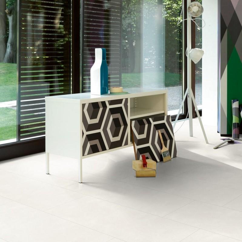 PARADOR Painted white Marmorierte Struktur | Trendtime 4 | 7 m²